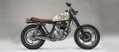 ♠Milchapitas-Kustom Bikes♠: Suzuki GN250 By Los Muertos Motorcycles