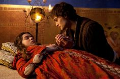 Romeo and Juliet 2013   This scene made me weep... It is so touching. Shakespeare was a cruel literary genius!