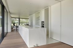 Totaalinrichting IN - alle realisaties - Realisaties Dining Room Inspiration, Decoration, Exotic, Architecture, Wood, Kitchen, Furniture, Design, Home Decor