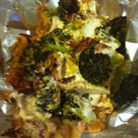Foil-Pack Chicken and Broccoli Dinner (15) 194728 | BigOven