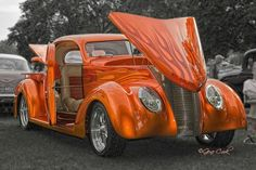37 Ford Pickup