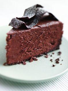 Fondant au chocolat sans cuisson : recette fondant chocolat sans cuisson - Chocolat : recettes au chocolat, dessert au chocolat