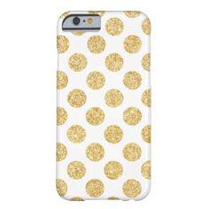 Elegant White Gold Glitter Polka Dots Pattern Barely There iPhone 6 Case Elegant White Gold Glitter Polka Dots Pattern iPhone 6 case #polka #dots #pattern #dot #girly #gold #glitter #sparkle #modern #glamorous #shiny #trendy #cute #hipster #design #chic #stylish #fashion #cool #pretty #funky #popular #polka #dot #polka #dots #circles #polkadot #shimmer #shine #elegant #sweet #girl #metallic #glam #swiss #white #luxury #contemporary #glittery #sparkly...