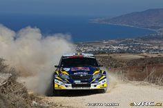 2011 Cyprus: Patrik Sandell, Skoda Fabia S2000, 3rd Skoda Fabia, Rally Car, Cyprus, Racing, Vehicles, Photos, Running, Pictures, Auto Racing