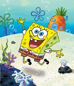 50 Best Cartoon Characters of All Time: SpongeBob SquarePants