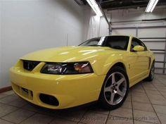 Cars-For-Sale-Cleveland   2003 Ford Mustang SVT Cobra   http://clevelandcarsforsale.com/dealership-car/2003-ford-mustang-svt-cobra
