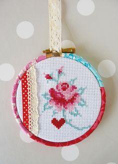 Free cross stitch pattern | molliemakes.com
