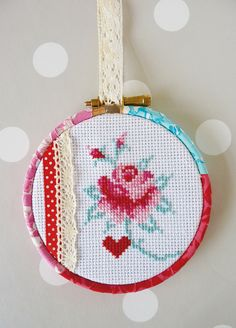 Free cross stitch pattern | molliemakes.com