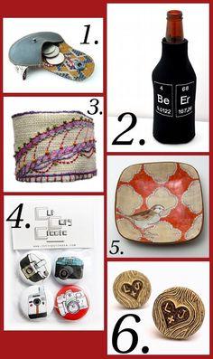 Handmade Christmas Stocking Stuffer Ideas