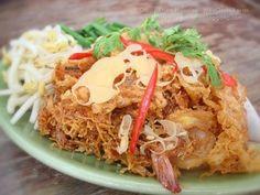 ミー・クロープ  タイ庶民の日常食を食べてみよう。おすすめタイ屋台飯15選(麺類編)   RETRIP[リトリップ]