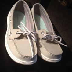 New Listing Croft & Barrow Shoes Nude color slip on boat shoes. In great condition. Croft & Barrow Shoes
