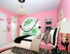 Teenage Girls Bedroom Design, An invitation for every teenager and cheerful girl wants to design her bedroom; here you are a collection of very attractive teenage girls bedroom designs that help you Teenage Girl Bedroom Designs, Bedroom Decor For Teen Girls, Teen Girl Rooms, Cute Bedroom Ideas, Teenage Girl Bedrooms, Bedroom Themes, Diy Bedroom, Bedroom Small, Master Bedroom
