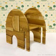 Manzanas y Elefantes de W:Form en DecoPeques.com, decoración infantil para bebés y niños