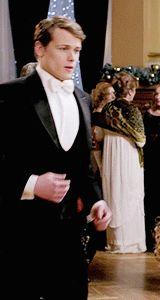 sam heughan as prince ashton in a princess for christmas outlander 3 diana