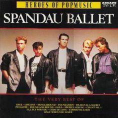 Heroes Of Pop Music - The Very Best Of von Spandau Ballet Arcade, Vinyl Lp, Album, Ballet, Cover, Music, Legends, Musica, Musik