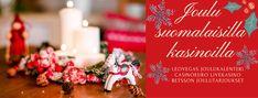 Suomalaisten pelisivujen parhaita tarjouksia ja kalentereita. #joulukalenterit #joulu #christmas