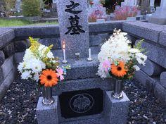 (⌒▽⌒)日本のお墓