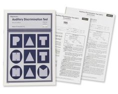 Assessments (you can buy) for Deaf and Hard of Hearing students
