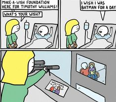 BRUTAL COMICS WITH UNEXPECTED ENDINGS