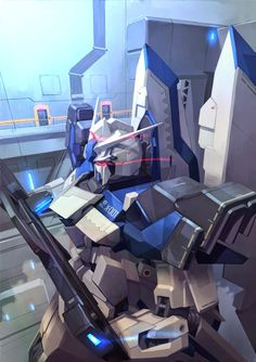 GUNDAM GUY: Awesome Gundam Digital Artworks [Updated 2/11/15]