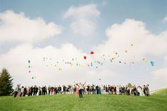 This Colorful Wedding In Switzerland Is A Whole New Level Of Adorable. They have some of the cutest pictures
