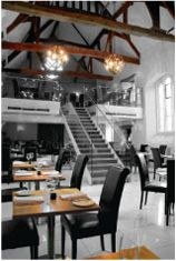 Another view of the Church Restaurant