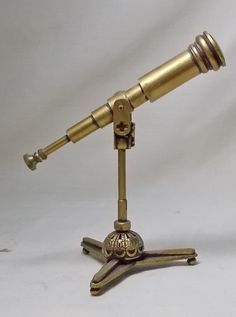 Dollhouse Telescope tutorial | 1000+ images about Miniatures on Pinterest | Dollhouse miniatures ...