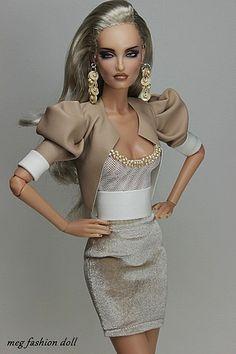 Ficon Sybarite Outfits Numina Kingdom Doll