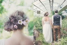 Vintage Wedding and D.I.Y Wedding Sweet Colorful Photography