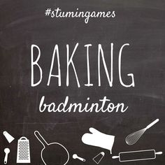 Baking Badminton is an instant classic! Large Group Games, Youth Group Games, Team Games, Fun Activities For Kids, Youth Group Lessons, Baking Games, Pumpkin Games, Camping With Teens, Inside Games