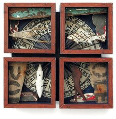 Boxing the Compass - SOLD #Alex-Malcolmson #mixed-media