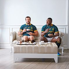Game on: Stars of the Rugby World Cup prepare to kick off september 18