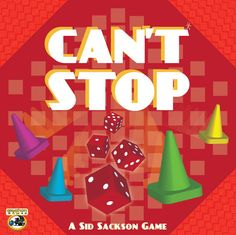 Can't Stop | Image | BoardGameGeek