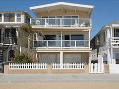 Newport Beachfront and Boardwalk, (East Balboa) 2nd Story Unit
