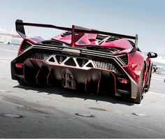 Yes, it's a $4.6 Million #Lambo Veneno Roadster on a warship! Hit the pic to find out more...