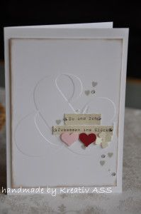 Ampersand TIEF card, Hearts, Valentines, Love January 22, 2015 https://kreativass.wordpress.com/2015/01/22/du-und-ich-karte-zum-valentinstag/