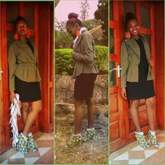 Jungle green: the trending colour..witnstyle.com