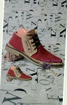 Crochet Boots, Crochet Slippers, Knit Crochet, Flip Flop Sandals, Shoes Sandals, Spring Boots, Shoe Pattern, Crochet Stitches Patterns, Crochet Home