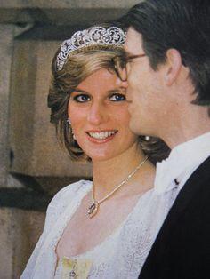 Princess Diana - Banquet Royal Society of Arts Piccadilly  London, Le 14 Mai 1984 _Suite