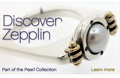 Jewelry | Shop online for Timeless Handcrafted Gold Silver Jewelry | PhilippePlanas.com | Discover Zepplin today