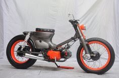 Find the best Mobility Scooters or powered wheelchairs to suit your mobility needs and pocket Honda 90, Honda Bikes, Custom Motorcycles, Custom Bikes, Motos Honda, Mini Chopper, Classic Motors, Scooters, Mini Bike