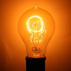30 watt 120 volt Double Loop Filament Medium Screw Base Ferrowatt (1920) Quad, Antique Light Bulbs, Research Images, Novelty Lighting, Victorian, Base, Antiques, Medium, Google Search