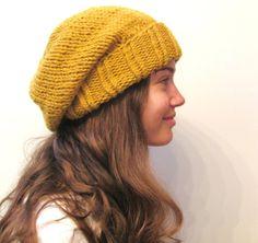 Winter Hat  Knit Hat