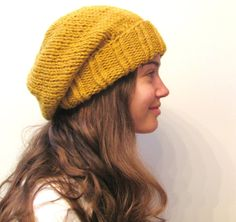Winter Hat  Knit Hat