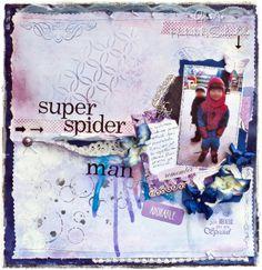 Super Spider Man