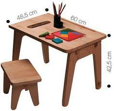 Coisas de Melissa: Mesas de Criança