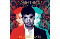 Robin Thicke is currently topping the charts and ...