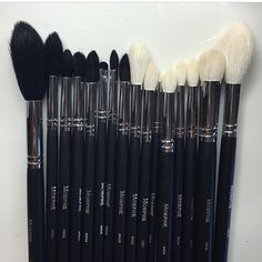 Introducing the Studio Pro Brushes so silky and luxurious! They blend like a dream shop the collection now on ✨www.morphebrushes.com✨ @makeupbygriselda #morphe #morphebrushes