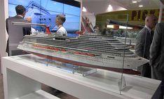 SMM Hamburg Ship Display