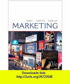 Loose-leaf Edition Marketing (9780077405380) Roger Kerin, Steven Hartley, William Rudelius , ISBN-10: 0077405382  , ISBN-13: 978-0077405380 ,  , tutorials , pdf , ebook , torrent , downloads , rapidshare , filesonic , hotfile , megaupload , fileserve
